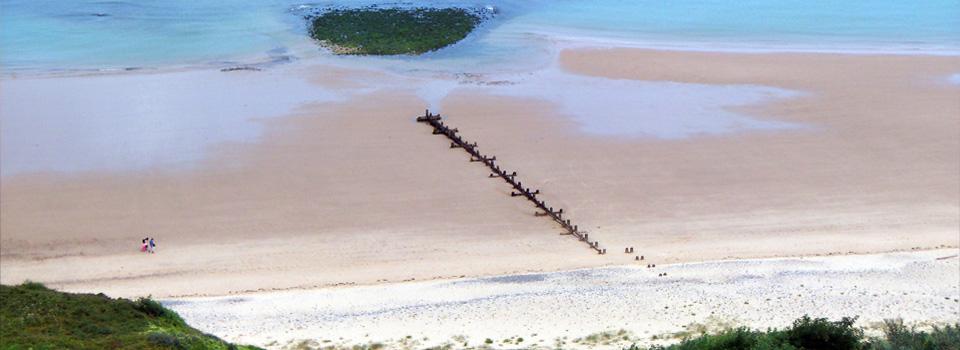Overstrand-Beach