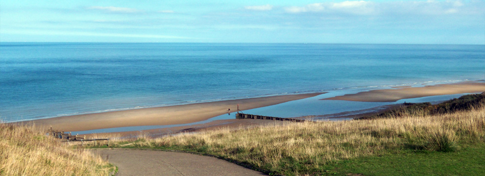 The-Slipway-to-Overstrand-Beach